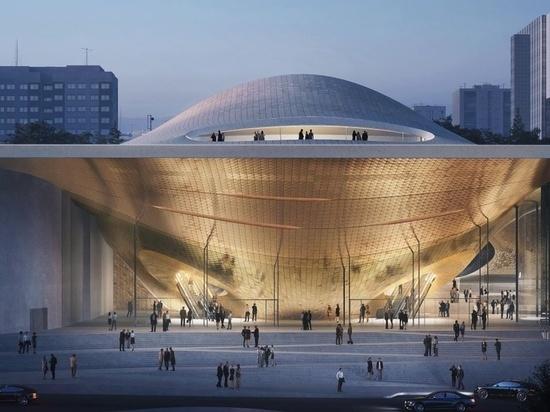 Строительству нового зала филармонии может помешать соседство с памятниками