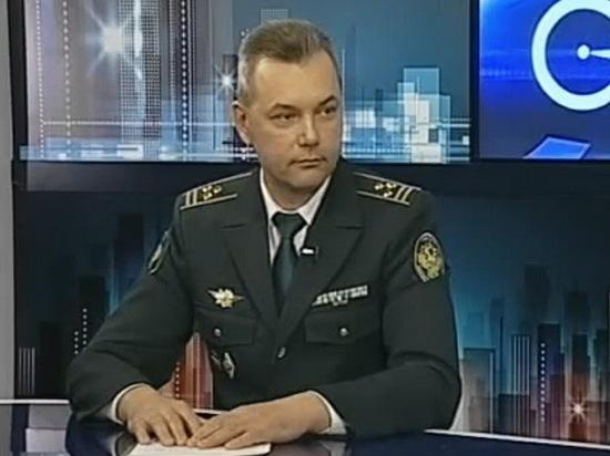 Начальником Воронежской таможни стал полковник Геннадий Толочко