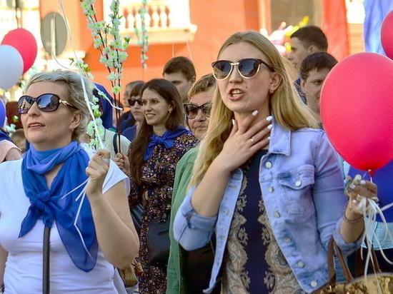 В воронежском первомайском шествии примут участие 35 тысяч человек