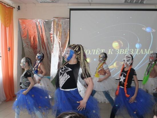 «Полет к звездам»: в нижнесалдинском реабилитационном центре волонтеры организовали  праздник в честь Дня космонавтики