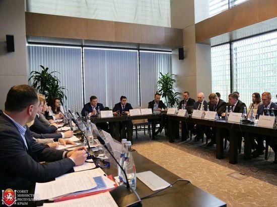 В Совмине РК провели круглый стол с участием банкиров и застройщиков