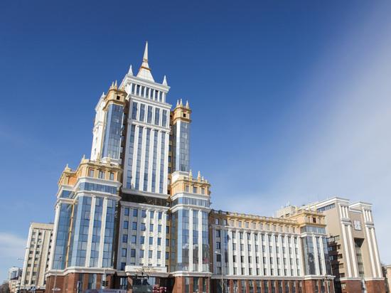 Смотровая площадка МГУ им. Огарёва открывается после