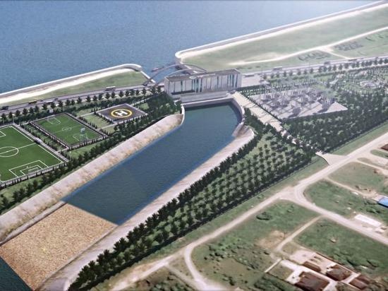 Строительство ГЭС в Адыгее тормозится с 2016 года
