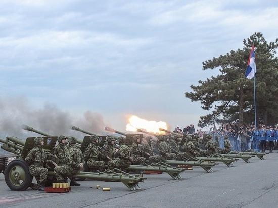 Министр обороны Сербии заявил, что страна никогда не вступит в НАТО