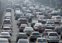 Где на дорогах в Волгограде образовались пробки