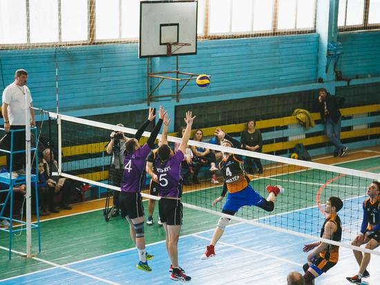 В Усть-Куте прошли большие волейбольные соревнования