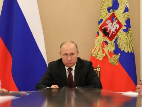 Путин потребовал объяснить россиянам, что власти не витают в облаках