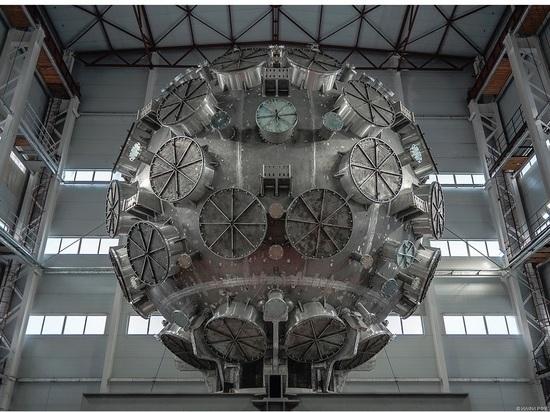 В Сарове завершен важный этап сооружения суперлазерной установки