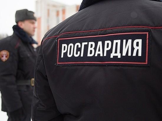 Калужский стажер вневедомственной охраны спас пенсионерку