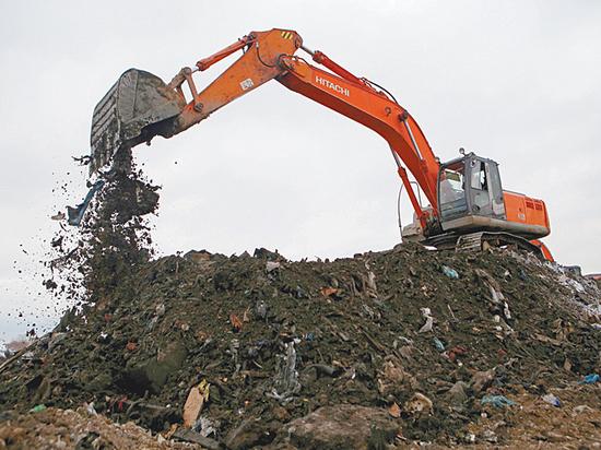 Из-за границы в Россию каждый год ввозится миллион тонн отходов для переработки