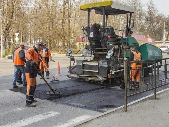 На ремонт смоленских дорог в 2018 году выделили 3,9 млрд рублей