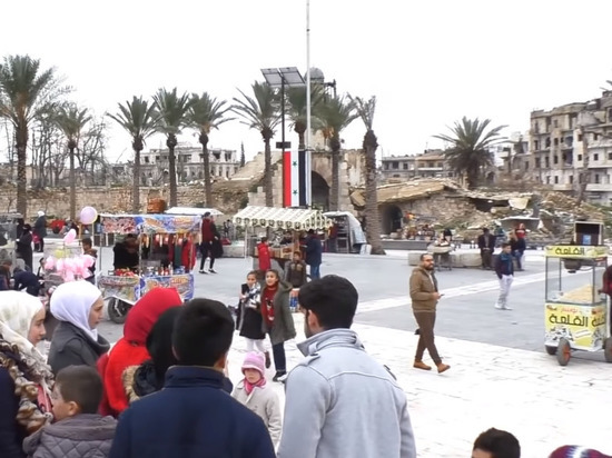 Генштаб РФ: военная фаза конфликта в Сирии завершена