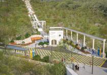 Бюветы с минеральной водой устроят на Каскадной лестнице в Железноводске