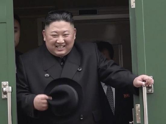Лидер КНДР поблагодарил Путина за приглашение на встречу