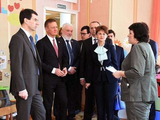 Полпред в ЦФО оценил реализацию нацпроектов в Курской области