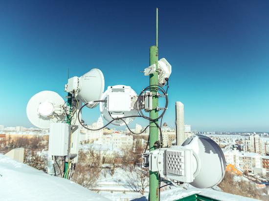 МегаФон лидирует по числу базовых станций в России