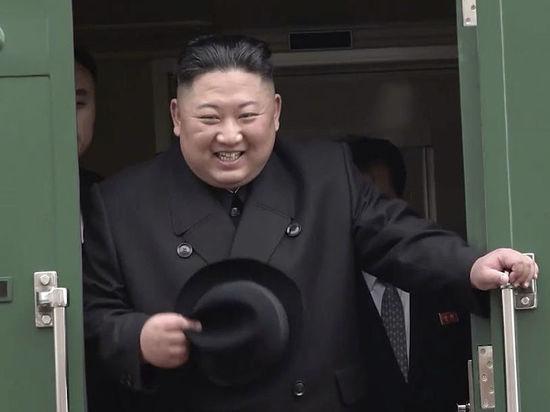 Ким Чен Ын опоздал на встречу с Путиным