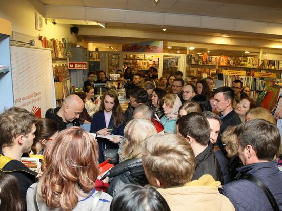 Захар Прилепин рассказал о Донбассе и новой книге