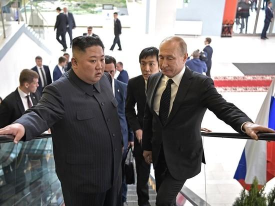 Саммит Путина и Ким Чен Ына длился больше трех часов