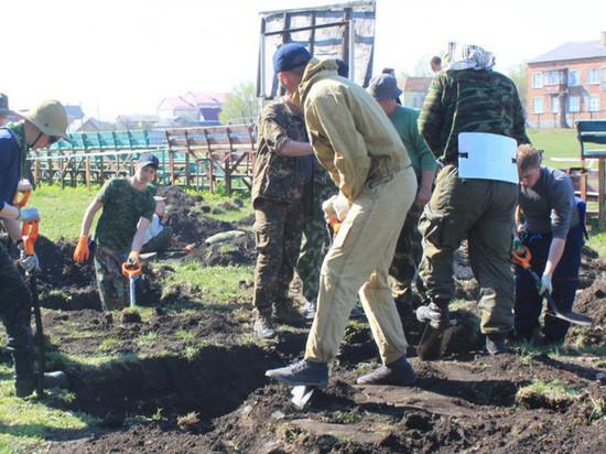 В Воронежской области нашли останки военных летчиков