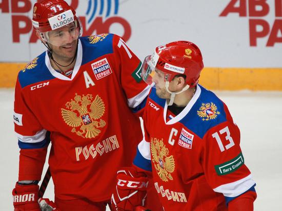 Команда звездных лузеров: у России будет суперсостав на чемпионате мира