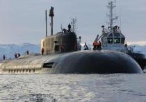 Зарубежные журналисты эмоционально отреагировали на спуск новейшей российской атомной подлодки «Белгород»