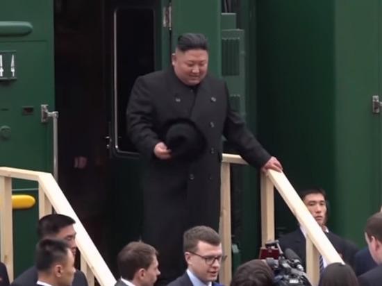 Кубанский ансамбль исполнил для Ким Чен Ына «Очи черные»
