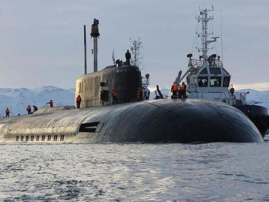 Российская атомная подлодка «Белгород» поразила западные СМИ