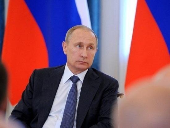 Путин оценил ущерб от огня, пришедшего из Китая