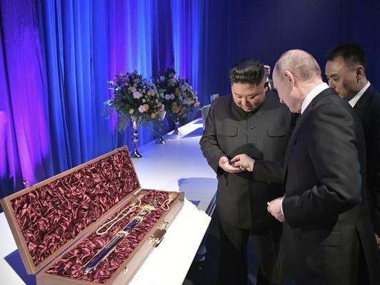 Ким Чен Ына удивил «ритуальный» поступок Путина