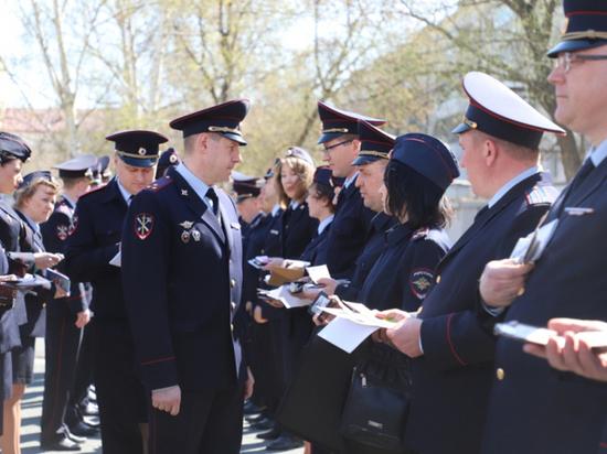В Саранске оценили внешний вид полицейских