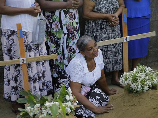 Раскрыты личности смертников Шри-Ланки: террористы оказались богатыми и образованными людьми