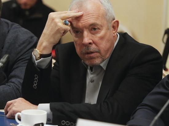 Макаревич с раздражением отреагировал на возможный запрет ввоза пармезана