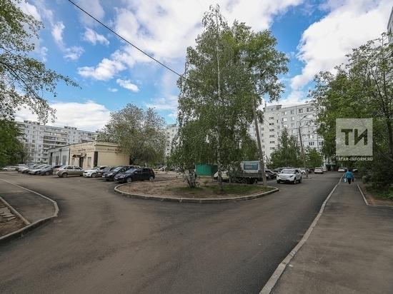 В 2019 году в Татарстане разработают программу благоустройства дворов
