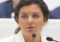 Симоньян опасается, что Россия станет мусульманской страной
