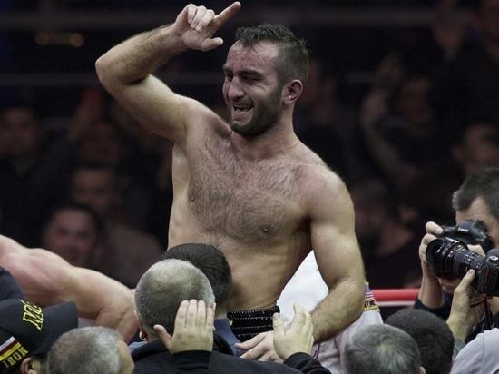 Гассиев получил миллионный контракт и готов уйти в супертяжелый вес