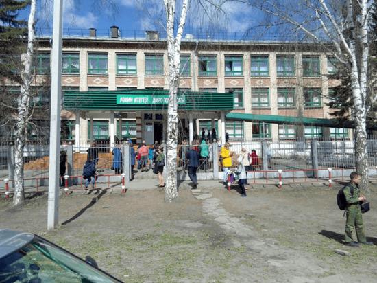 В школе в Башкирии распылили газовый баллончик: пострадали 13 детей