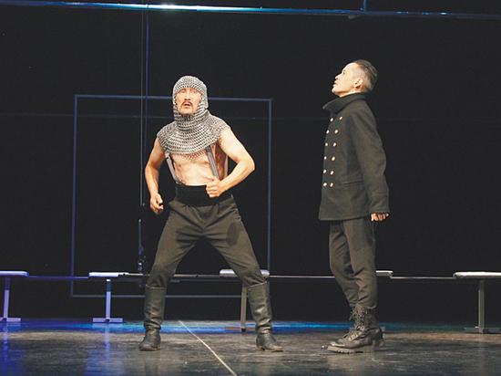 Режиссеры-шарлатаны, марая Шекспира, губят театр