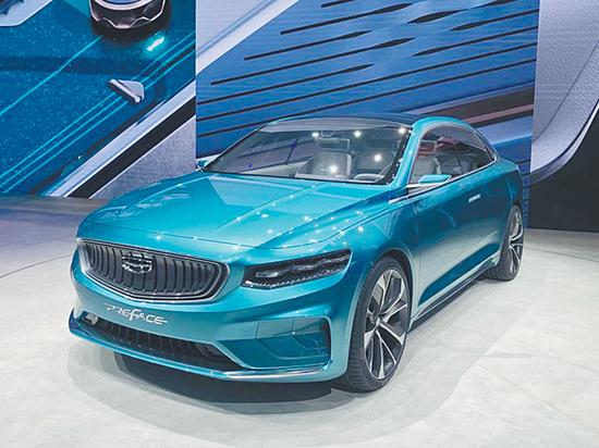 Самые громкие премьеры Шанхайского автосалона-2019