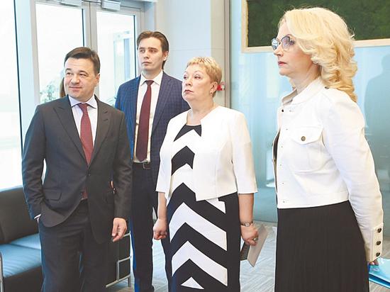 В Московской области заложили фундаменты сразу 50 школ