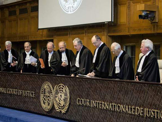 Администрация Трампа переиграла Гаагский трибунал
