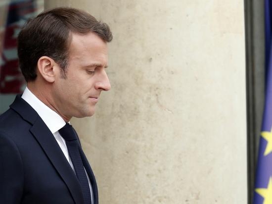 Президент Франции заявил о разногласиях с Германией по Brexit