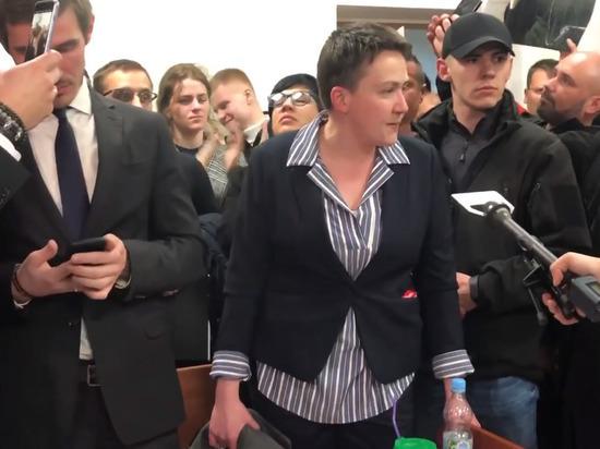 Савченко: в российской тюрьме было лучше, чем в украинской
