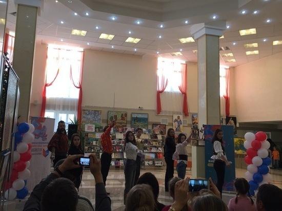 Первая «Библионочь» в Симферополе прошла без происшествий