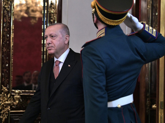 В Крыму начнется подготовка кофициальному визиту Эрдогана