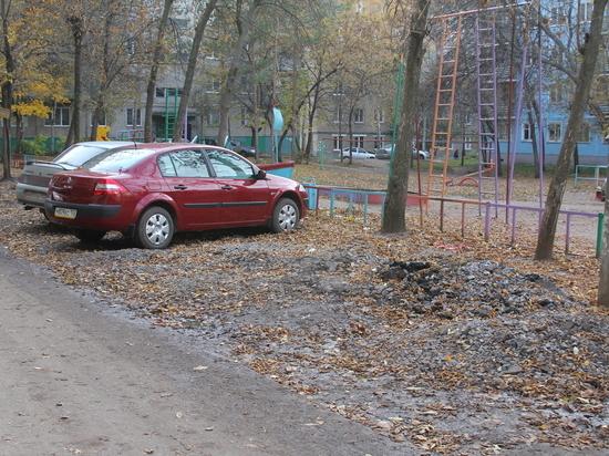 С мэров Башкирии спросят за отсутствие парковок