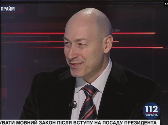 Гордон посоветовал Киеву способ возвращения Крыма и Донбасса