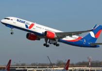 Самолет вылетел из Красноярска в Таиланд и вернулся в аэропорт