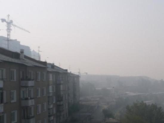 В Бурятии агентство лесного хозяйства открестилось от дымки над Улан-Удэ