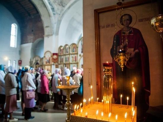 Православные верующие отмечают Великую пятницу